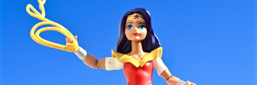 Be your own kind of wonder woman by blogger Rimpi